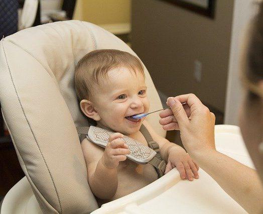 Celiakia u niemowlaka